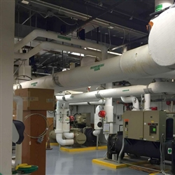 VIACOMCBS CHILLER PLANT UPGRADE | 35 Adams Avenue, Hauppauge, NY