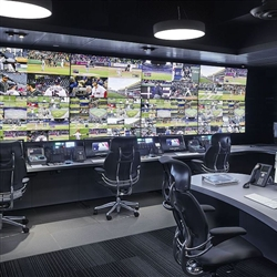 MLB REPLAY OPERATIONS CENTER
